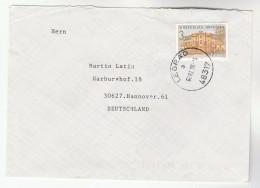 1996 Legrad CROATIA COVER Stamps 3.60 Zupanja To Germany - Croatia
