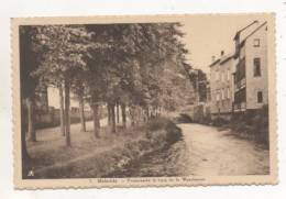 33879 -    Malmédy  Promenade  Le Long  De La Warchenne - Malmedy
