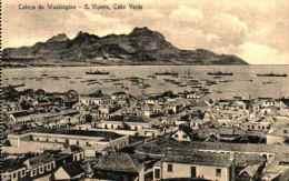Cabeça De Washington - S Vicente, Cabo Verde (légende Noire - Cap Vert