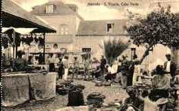 Mercado - S Vicente, Cabo Verde - Capo Verde