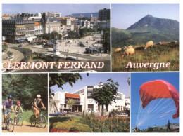 (ORL 190) France - Clairmont Ferrand Mix View Avec Vélo - Cyclisme - Clermont Ferrand
