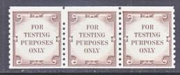 US  T D 111 X  3   **  TEST  COIL - Coils & Coil Singles