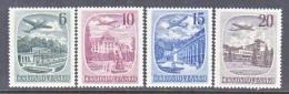 CZECHOSLOVAKIA   C 36-9  * - Airmail