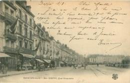 Dieppe. Quai Duquesne.     X 39 - Dieppe