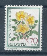 Suisse N°1168** Pro Patria Fleur - Ungebraucht