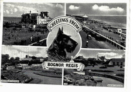 Carte Postale Ancienne De BOGNOR REGIS - Bognor Regis