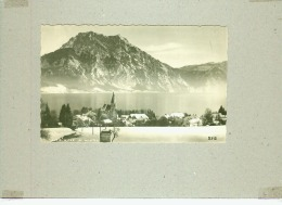 CP.  ALTMUNSTER  IM  WINTER - Autriche