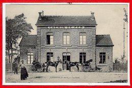 62 - LAVENTIE -- La Gare - Laventie