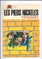 LES PIEDS NICKELES S EVADENT - Pieds Nickelés, Les