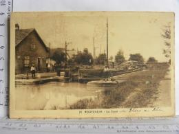 67 - BOOFZHEIM - Le Canal (écluse, Péniche) - Other Municipalities