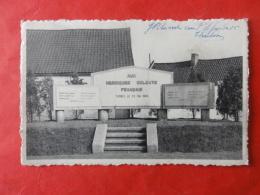 """Hensies / Thulin, """" Monument En Français """" 1952 - Hensies"""