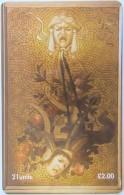 ISLE OF MAN - Tragedy, Tirage 6000, Used