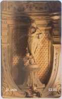 ISLE OF MAN - Theatre Decoration, Tirage 6000, Used