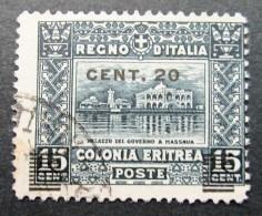 B1031 - Eritrea - 1916 - Sc. 52 - Eritrea