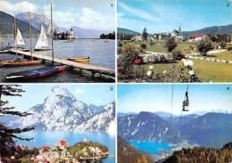 Traunseering Mit Den Seeorten Gmunden Am Traunsee Traunkirchen Ebensee - Autriche