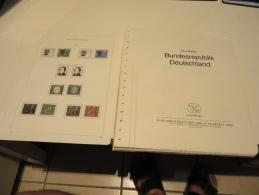 BUND  1960  Bis  1969  Posten  0 /  MARKEN  Auf  KABE - Bi - Collect  FALZLOS - VORDRUCKTEXT - Briefmarken