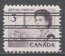 Canada 1967, Scott #456 Combine And Oil Rig (Prairie Region) (U) Pre - 1952-.... Règne D'Elizabeth II