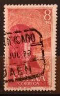 ESPAÑA 1974. FECHADOR JAÉN. USADO - USED. - 1931-Aujourd'hui: II. République - ....Juan Carlos I