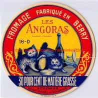 Les Angoras Berry Athomas Saint Michel De Volangis - Formaggio