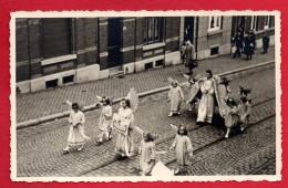 Carte-photo. Verviers. Rue De Stembert. Procession - Verviers