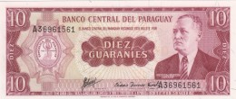 Banco Central Del PARAGUAY (From Aug. 1963) - Paraguay