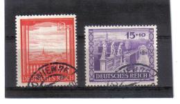 XAX231  DEUTSCHES REICH 1941  MICHL 804/05 OSTMARK STEMPEL WIEN Used / Gestempelt Siehe ABBILDUNG - Deutschland