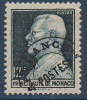 MONACO Préo 1943/1951 Timbre Surchargé   N°YT 6  ** MNH - Monaco