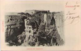 SIRACUSA - Latomia Dei Capuccini - Siracusa