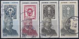 Japon 1994 Nº 2156/59 Usado - 1989-... Emperador Akihito (Era Heisei)
