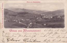 Gruss Aus Morchenstern! Blick In's Kamnitzthal * 28. August 1899 - Tchéquie