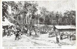 Carte Postale Ancienne De  BANGUI - Congo Français - Autres