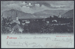 Podbrezje, Mailed In 1900 - Slowenien