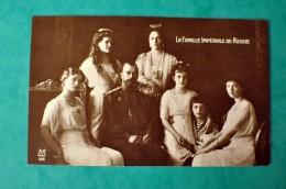 CPA - Militaria 14/18 - Famille Impériale De Russie, Galerie Patriotique N°192 (CL 682) - France