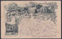 Dubrovnik Ragusa, Mailed In 1918, Some Brown Stains - Croacia