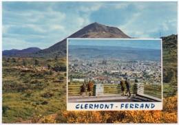 63 CLERMONT FERRAND - 0110 - Edts Du Lys - Multi-2-Vues (recto-verso) - Clermont Ferrand
