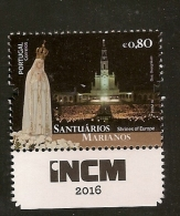 Portugal ** & Santuários Marianos, Shrines Of Europe, Fátima 2016 (PUb) - Nuovi