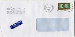 B190 2007 Busta Con 1,40€ Posta Prioritaria (2006) - 6. 1946-.. Republic