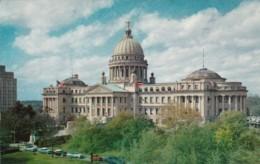 State Capitol Building Jackson Mississippi