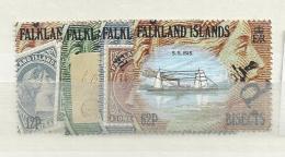 1991 MNH Falkland Islands, Postfris** - Falkland Islands