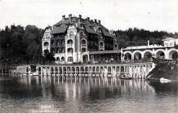 BÄILE (Rumänien) - Ocna Sibiului, Gel.1931, Abgel.Marke - Rumänien