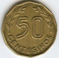 Uruguay 50 Centesimos 1976 KM 68 - Uruguay
