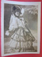 Photo-Cinéma Tabac-Cigarette MÉLIA Fabricant A ALGER-Vedette-Star-Merchandising-Publicité Cinématographique - Melia