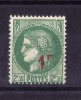 N* 488 NEUF** - 1945-47 Cérès De Mazelin