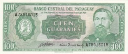 Banco Central Del PARAGUAY  1982; 1990 Issue. - Paraguay