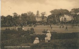ROYAUME UNI - ENGLAND -  BRADFORD - Manningham Park - Bradford
