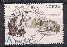 Norway 2014 Alf Prøysen 04.02.16, Mi  1861,  Cancelled(o) - Used Stamps