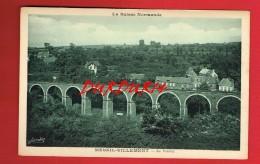 Calvados ... MESNIL VILLEMENT PONT DES VERS Le Viaduc ...( Chemin De Fer ... Ligne De Caen à Flers ...) - Autres Communes