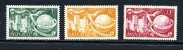 Monaco  1949-1950 Y&T 332/33 * - Unused Stamps