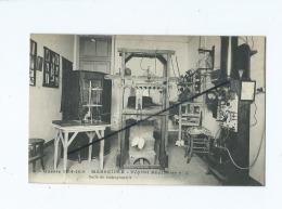 CPA - Guerre 1914-1916 - Marseille - Hôpital Auxiliaire N°2 - Salle De Radiologie - Marseille