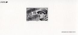 """FRANCE 1995 : Gravure Officielle """" 50 ANS DU 8 MAI 1945 / DE GAULLE """". N° YT 2944. Parfait état."""